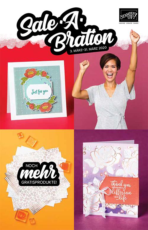 Sale-A-Bration-Broschüre 2020